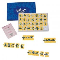 Estuche abecedario may/min...