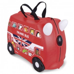 Maleta Trunki bus Londres