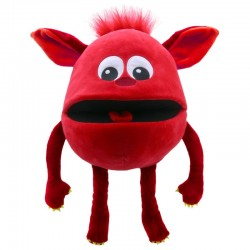 Marioneta red monster