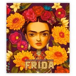 Frida (Benjamin Lacombe)