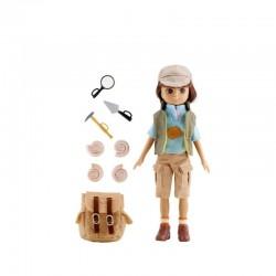 Lottie arqueóloga