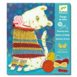 Tejeduría de lana jersey y...
