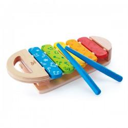 Xilófono arcoíris madera