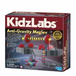 Levitación magnética Kidzlabs