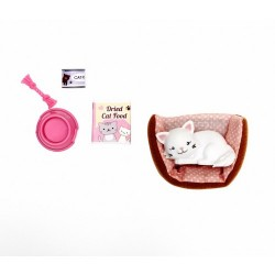 Accesorios para gato de Lottie