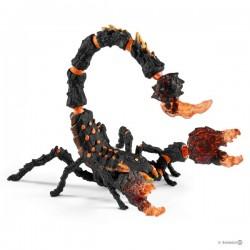 Escorpión de lava