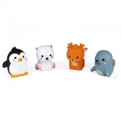 Animales polares baño