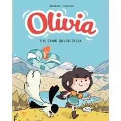 Olivia. El genio...