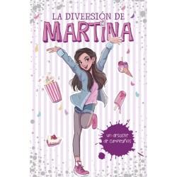 La diversión de Martina...