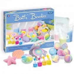 Laboratorio bombas de baño