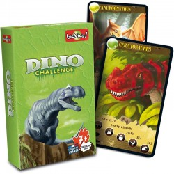 Cartas Dino Challenge verde