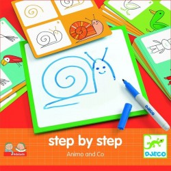 Step by step Animales