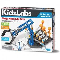 Mega brazo hidráulico Kidzlabs