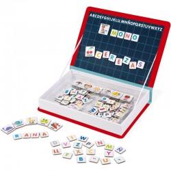 Magnetibook Alfabeto Español