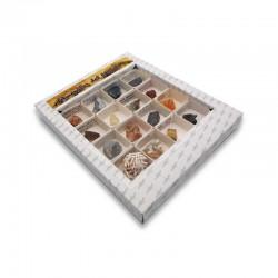 Caja minerales del mundo 6