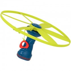Disco volador con luces de...