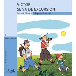 Víctor se va de excursión