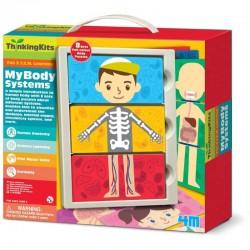 Juego Anatomía del cuerpo