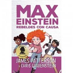Max Einstein. Rebeldes con...