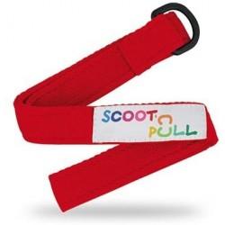 Micro Scoot Pull Rojo