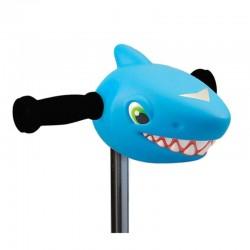 Cabeza Tiburón Azul