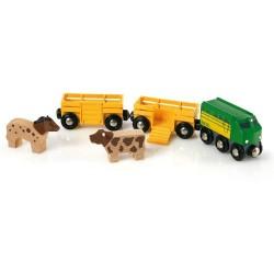 Tren de granja