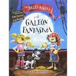 Jolley-Rogers y el Galeon...